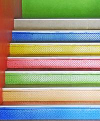 escalier peindre rénovation