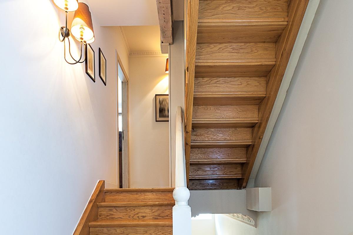 escaliers rustiques escaliers de meunier