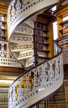 escalier helicoidal types d'escaliers