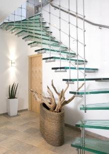 coûts escalier