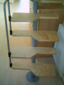escalier japonais