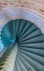 habillage escalier peinture
